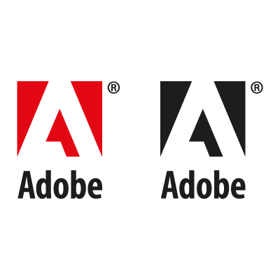 Adobe Systems vector logo