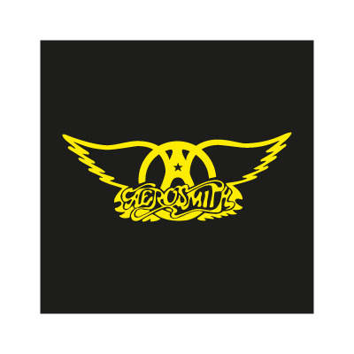Aerosmith Band vector logo