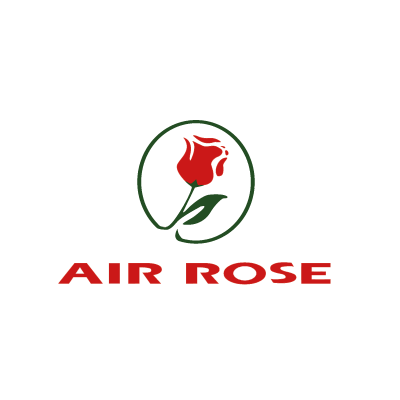 Air Rose logo