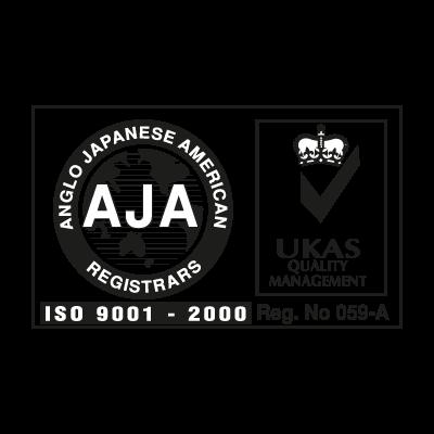 AJA ISO 9001 - 2000 vector logo