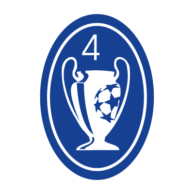 Ajax Champions Badge logo