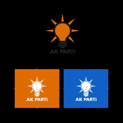 Ak Parti Orjinal vector logo