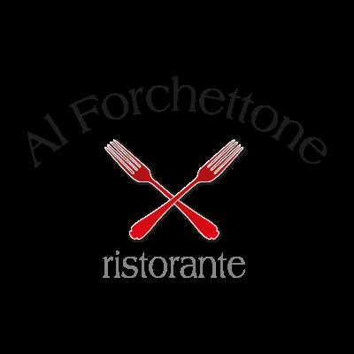 Al forchettone vector logo