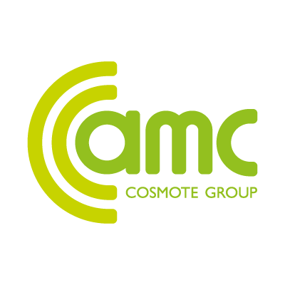 Albanian Mobile Communications logo
