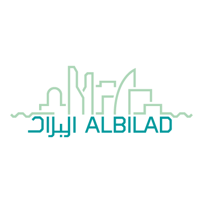 Albilad Real Estate Investment vector logo