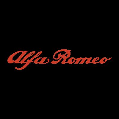 Alfa Romeo Auto vector logo