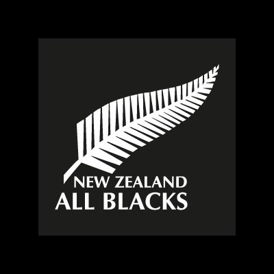 All Blacks New Zealand logo