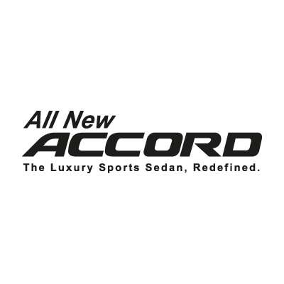 All New Accord vector logo