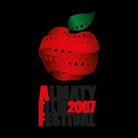 Almaty Film Festival 2007 vector logo free