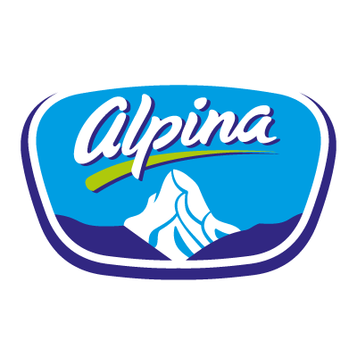 Alpina vector logo