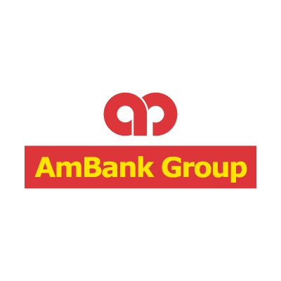 Ambank group vector logo