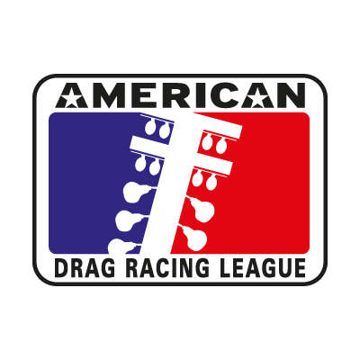 American Drag Racing League logo