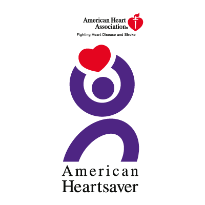 American Heartsaver Day vector logo