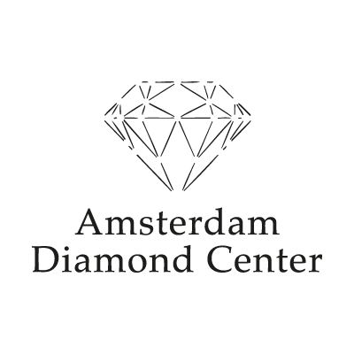 Amsterdam Diamond Center vector logo