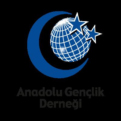 Anadolu Genclik Dernegi vector logo