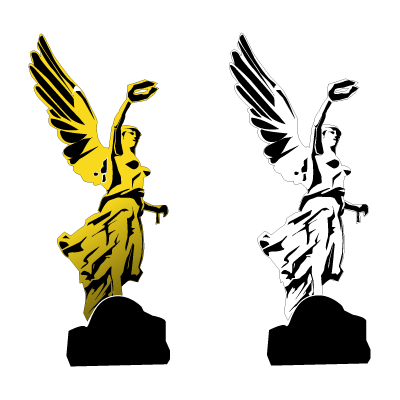 Angel de la independencia logo