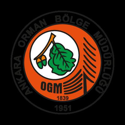 Ankara orman bolge mudurlugu vector logo