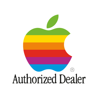 Apple Authorized Dealer (.EPS) vector logo