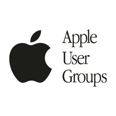 Apple User Groups vector logo