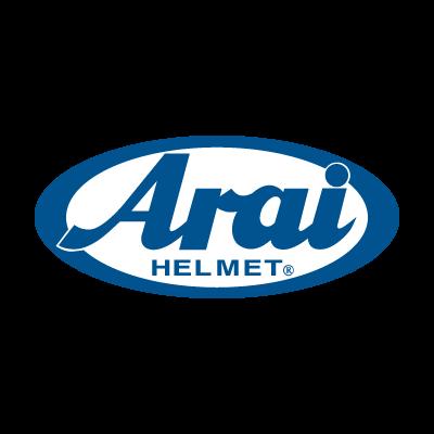 Arai Helmet vector logo
