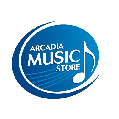 Arcadia Academy of Music School vector logo