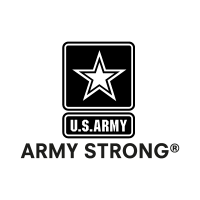 Army Strong logo vector