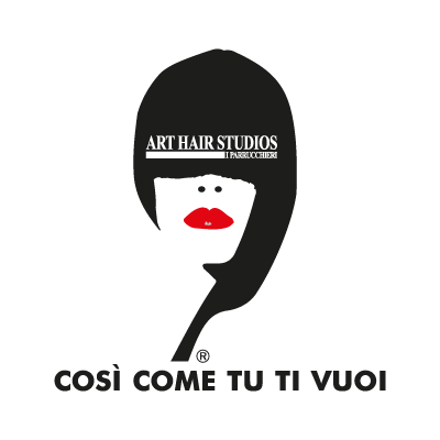 Art Hair Studios vector logo