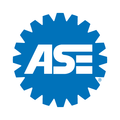 ASE vector logo