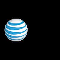 AT&T (.EPS) vector logo free download
