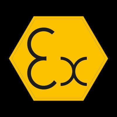 Atex - EX logo