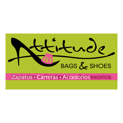 Attitude Bags & Shoes vector logo