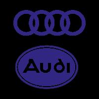 Audi Auto vector logo download free