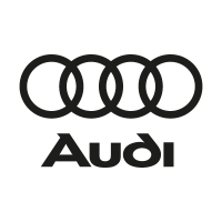 Audi Black vector logo