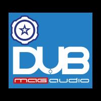 Audiobahn DUB Mag Audio vector logo free