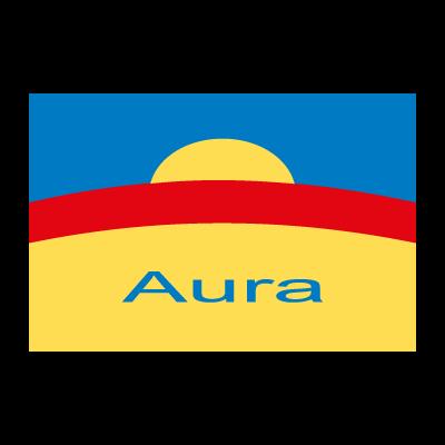 Aura vector logo