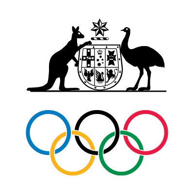 Australian Olympic Committee vector logo