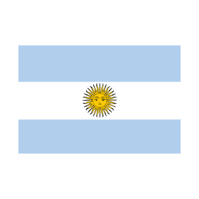 Flag of Argentina logo
