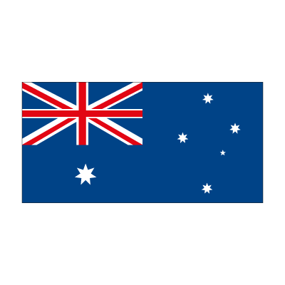 Flag of Australia vector logo