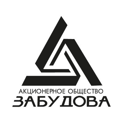 Zabudova vector logo