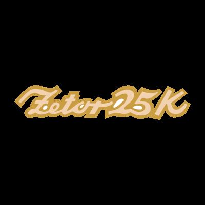 Zetor 25K vector logo