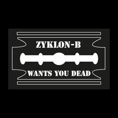 Zyklon-B vector logo