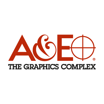 A&E The Graphics Complex vector logo