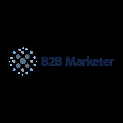 B2B Marketer vector logo