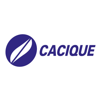 Banco Cacique vector logo