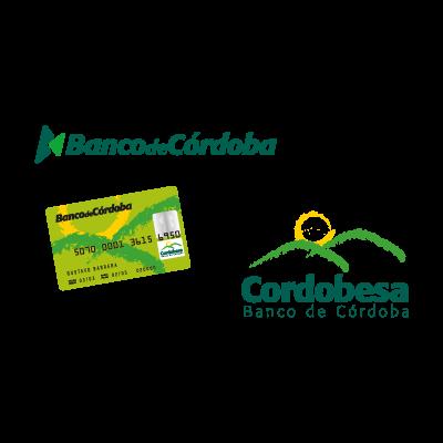 Banco de Cordoba vector logo