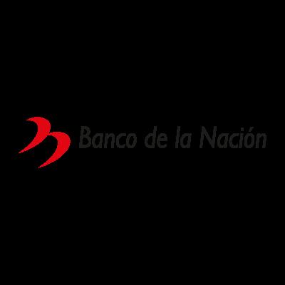 Banco de la nacion vector logo