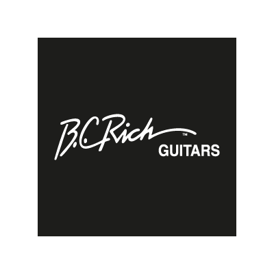 B.C. Rich Guitars vector logo