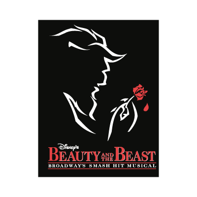 Beauty and the Beast vector logo
