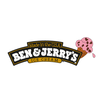 Ben & Jerry's vector logo