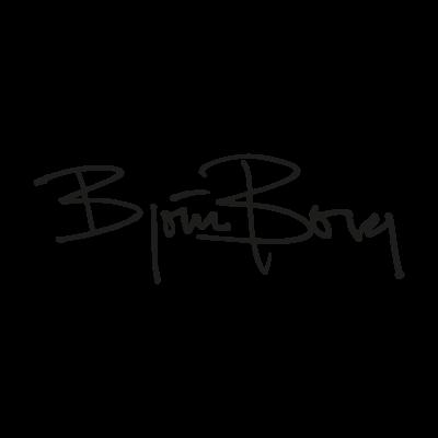 Bjorn Borg vector logo